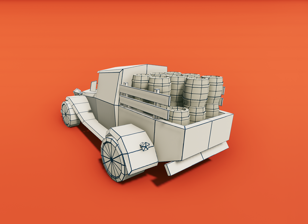 Inspiring Creative Game Assets for Unity 3D Game Development